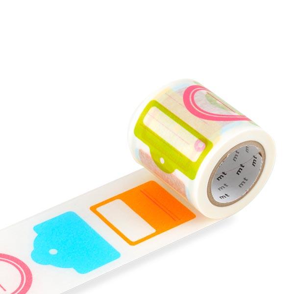 Masking Tape Tag Extra
