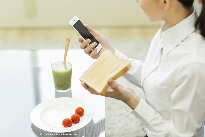 Immer weniger Japaner essen morgens ein traditionell japanisches Frühstück