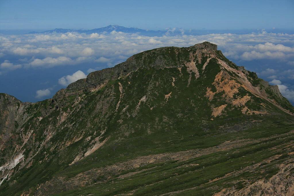 Der heilige Berg Haku-San