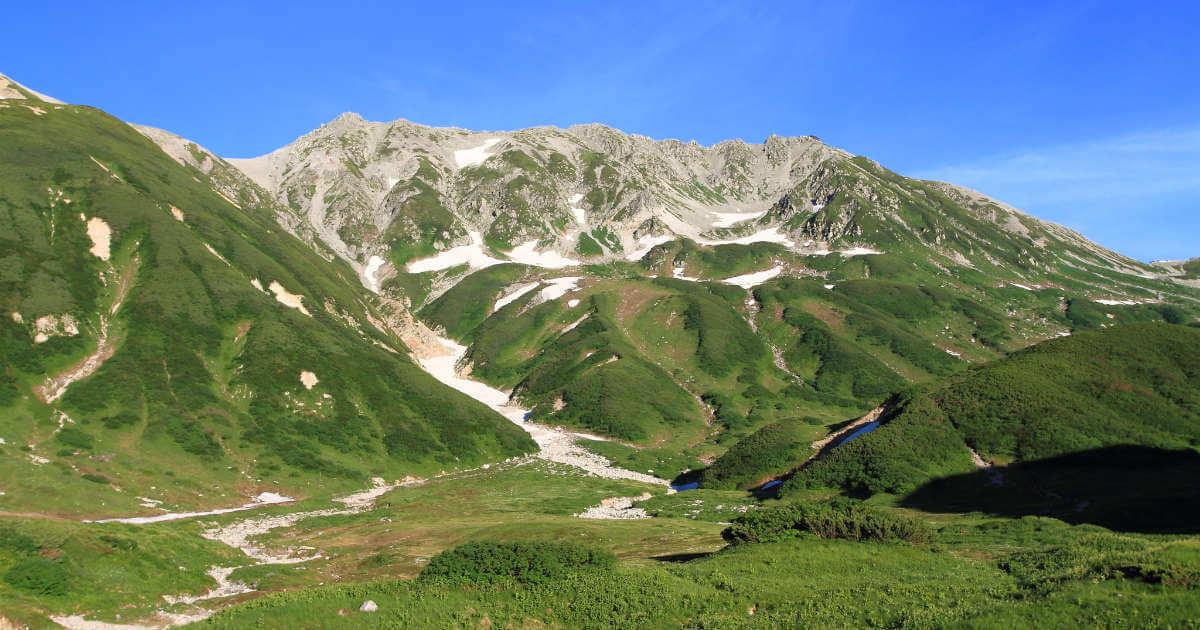 Der heilige Berg Tateyama