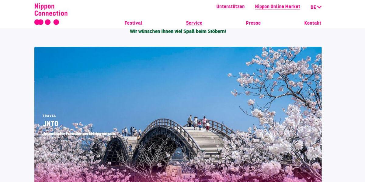 Der Nippon Online-Markt als kultureller Höhepunkt