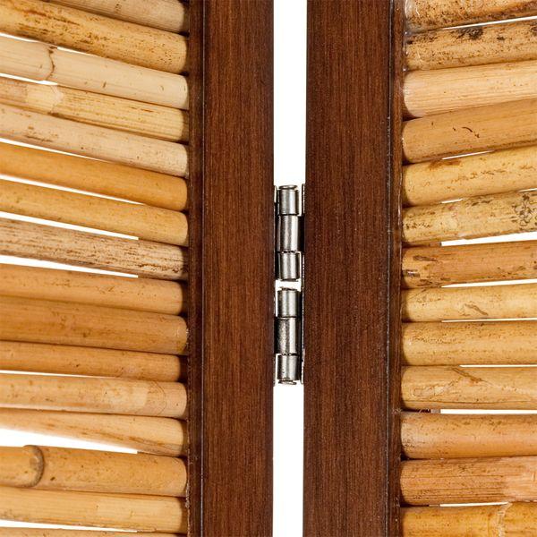 Paravent bambus rohr ii paravents raumteiler japanwelt for Paravent bambus