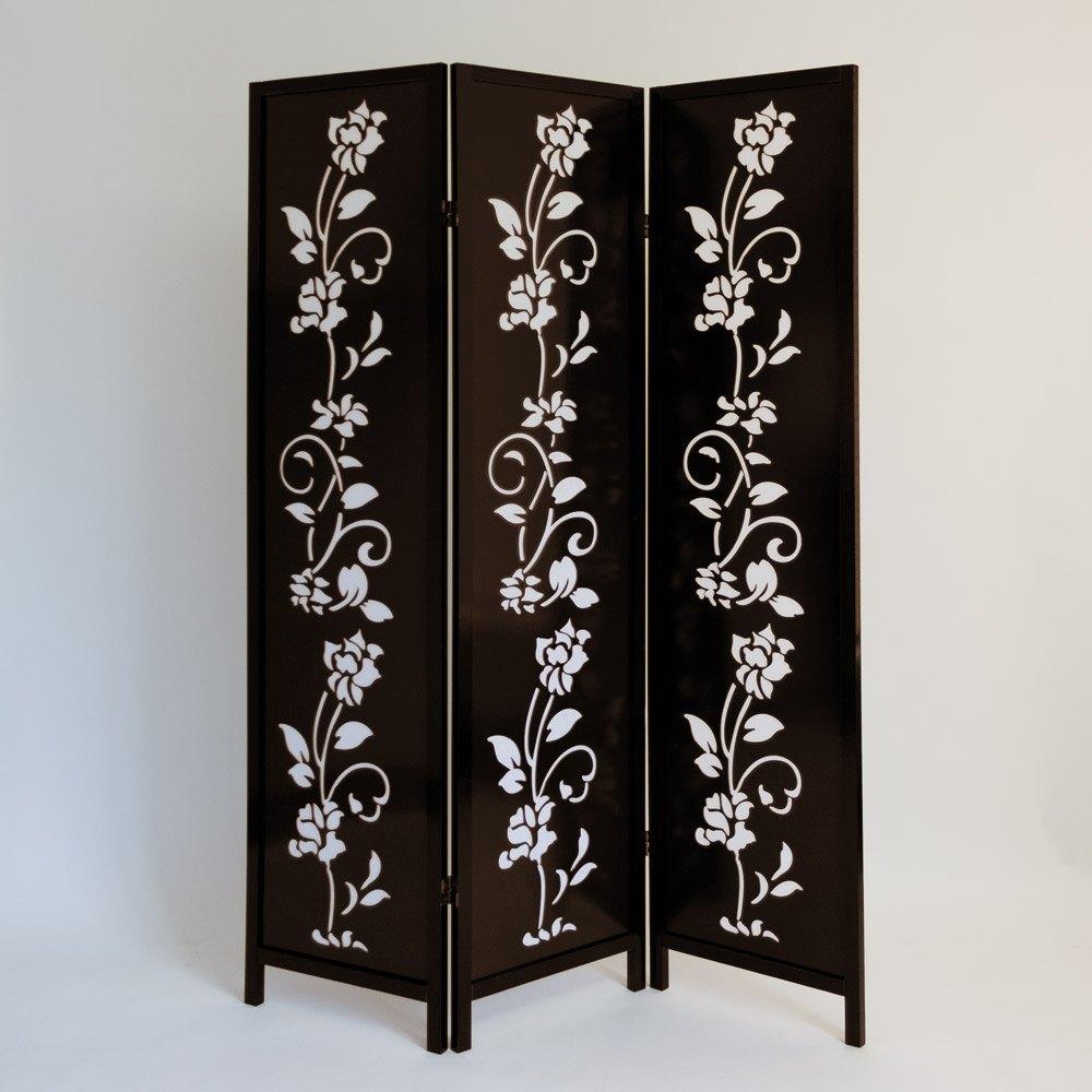 paravent kibori paravents raumteiler japanwelt. Black Bedroom Furniture Sets. Home Design Ideas