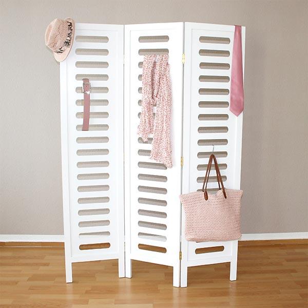 paravent kleiderst nder paravents raumteiler japanwelt. Black Bedroom Furniture Sets. Home Design Ideas