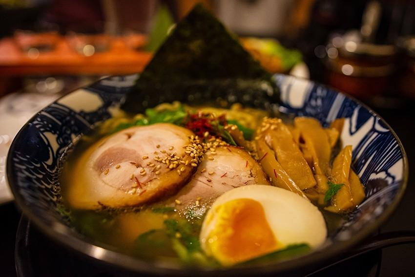Ramen-bekanntestes Fastfood Japans
