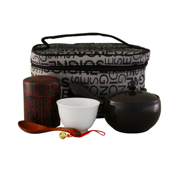 Reiseset  Sencha • Teegeschirr & Japanische Teekannen