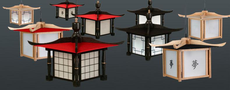 ronin leuchten in zeitlosem japanischen design