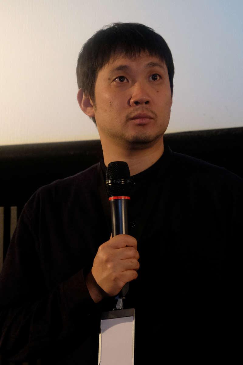 Porträt des Regisseurs Ryusuke Hamaguchi