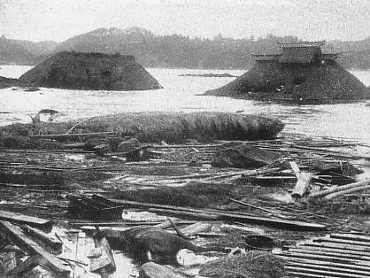 Nach dem Tsunami, der dem Meiji-Sanriku-Erdbeben folgte, trieb Japan die Tsunami-Forschung weiter voran.