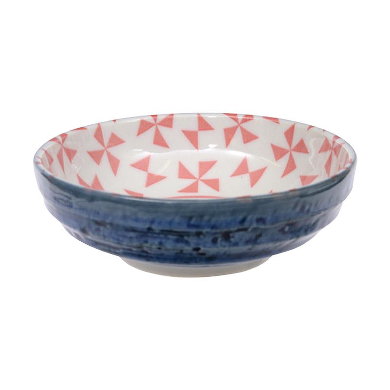 Schale 9,5 cm \'Kidowaku - Origami\' pink • Kidowaku • Geschirr-Sets ...