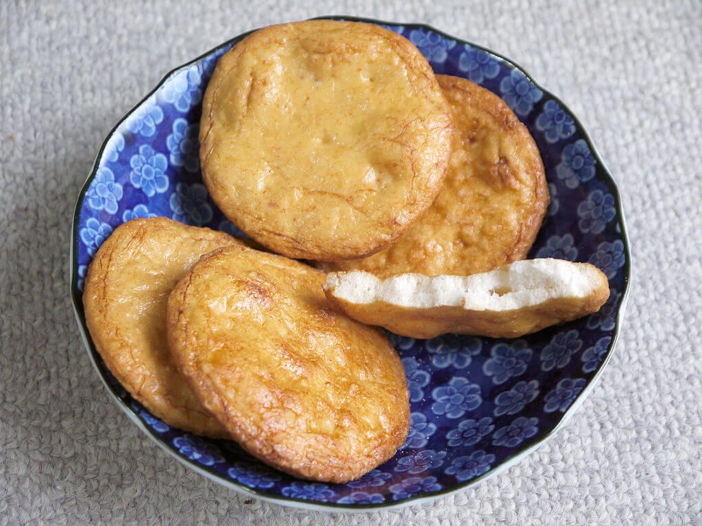 Senbei Reiscracker aus Japan