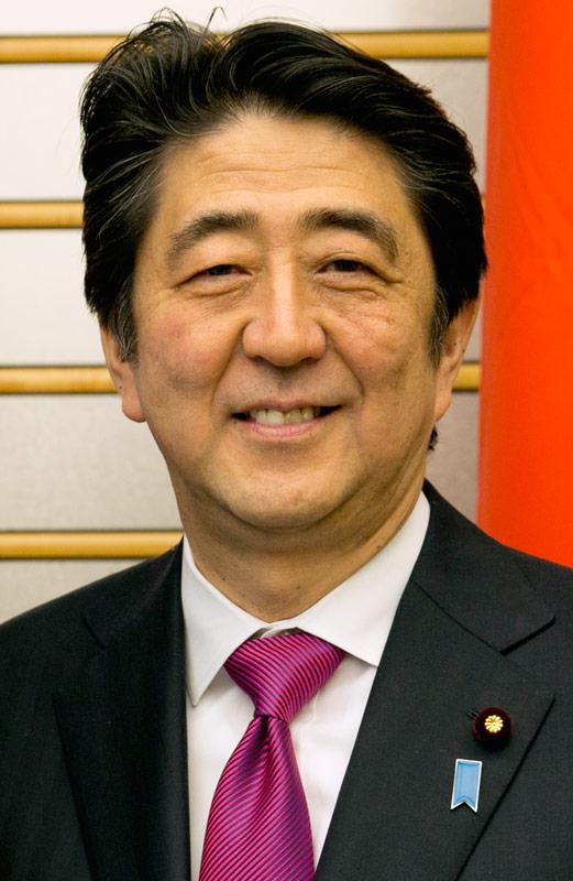 Shinzo Abe ist Japans aktueller Premierminister. Seit 2011 ist er im Amt, seine Politik 'Abenomics' ist innerhalb und außerhalb Japans umstritten.