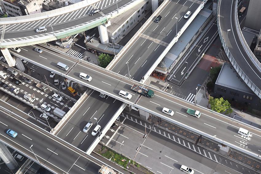 Straßenverkehr Japan Autofahren