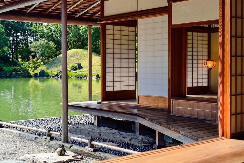 Gebäude in Japan