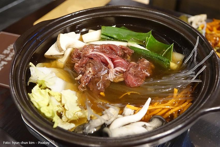 japanisches Eintopf-Gericht