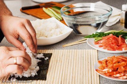 Asiatische Küchenutensilien mit japanische kochutensilien ihre küche stilecht ergänzen