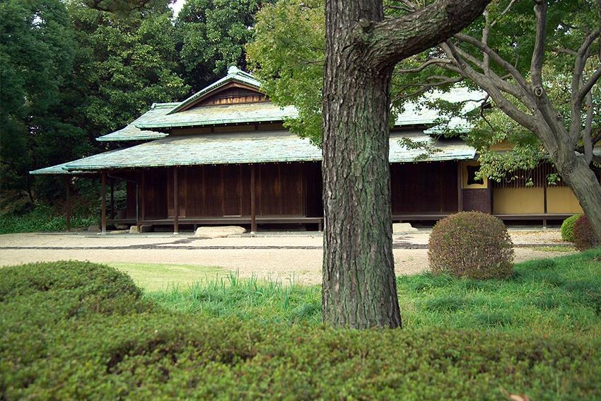 Suwa no Chaya Kaiserpalast in Tokio