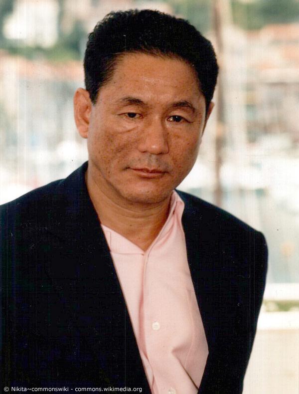 Takeshi Kitano ist ein Regisseur, Schauspieler und Komiker. Hierzulande kennt man ihn hauptsächlich durch die Spielshow 'Takeshi's Castle'.