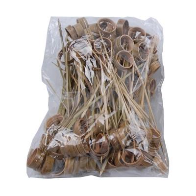100er-Packung Noshi Gushi 'Spießchen mit Kringel'
