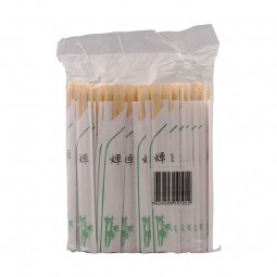 100er-Set Einweg-Essstäbchen 'Grüner Bambus'