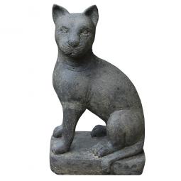Glücks-Katze, Lavaguß