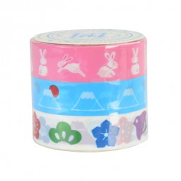 3er-Set Masking Tape 'Nippon'