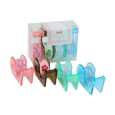 4er-Set Masking Tape 'Nippon' mit Abroller