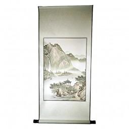 Rollbild Landschaft - 55 cm Breite