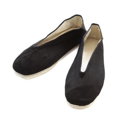 "Kung Fu Schuhe ""Mao"" - Schwarz"