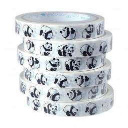 Masking Tape 'Panda Schwarz/Weiß'