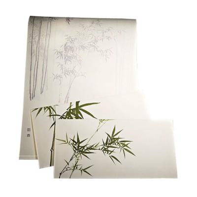 Briefblock - Bambus