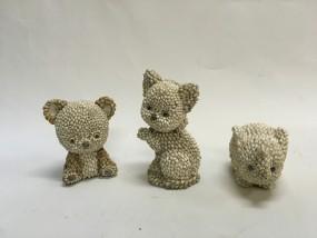 Deko-Figuren aus Muscheln