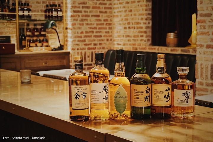 Yoichi – japanisches Zentrum der Whisky- und Weinproduktion