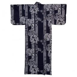 Kimono für Damen - Blumenkreise