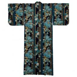 Kimono für Damen - Chrysanthemen