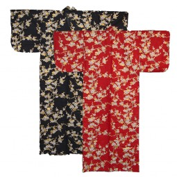 Kimono für Damen - Pflaumenblüten