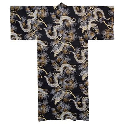 Kimono für Herren - Drache und Falke