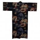 Kimono für Herren - Fuji und Drache