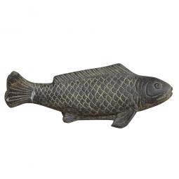 Koi-Fisch aus Steinguß