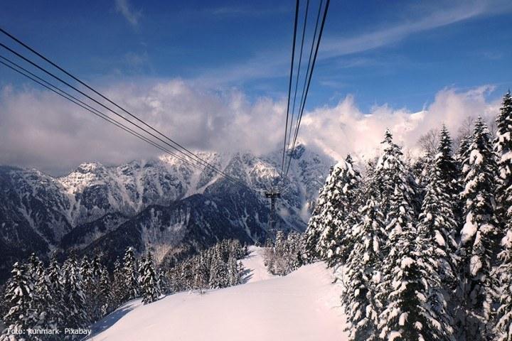Japanische Alpen entdecken – Skifahren, Wandern & mehr in den Nihon Apusuu