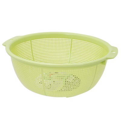 Kunststoffsieb grün 28 cm