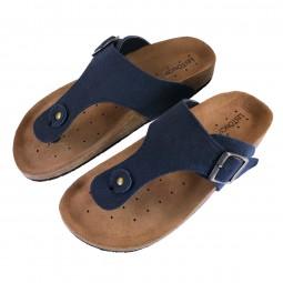 Les Tongs Zimtlatschen Blue Jeans