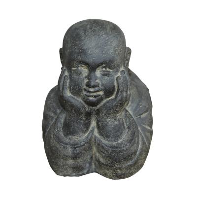 Liegender Mönch