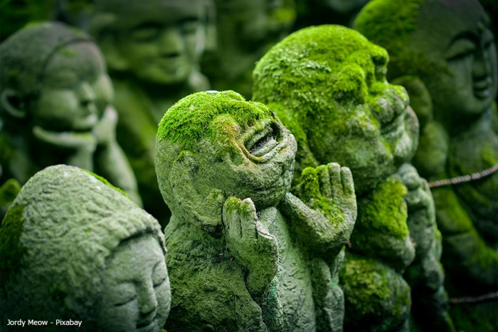 Religionen in Japan