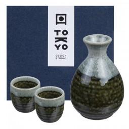 Sake Set - Oribe Irabo