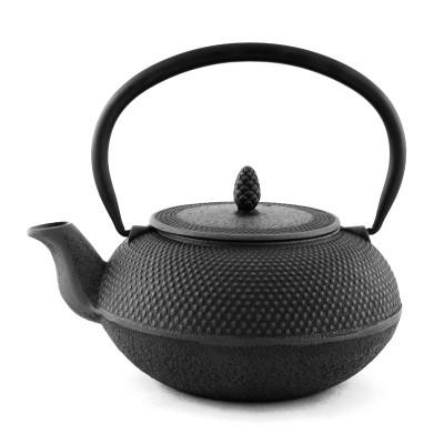 Teekanne Arare aus Gusseisen - 0,9 L