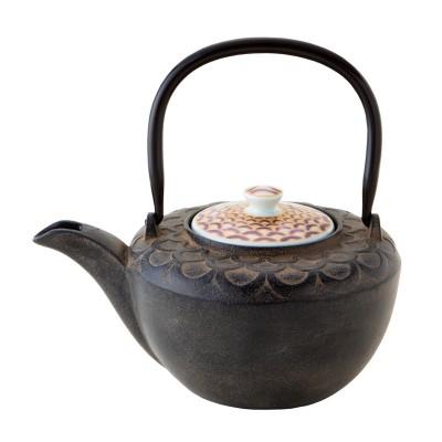 Teekanne ENGETSU KAZUGA aus Gusseisen - 0,5 L