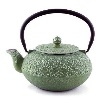 Teekanne Sakura aus Gusseisen - 0,9 L