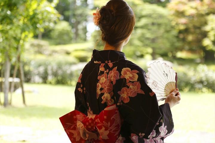 Baumwoll Kimono: Wie japanische Yukata Deutschland erobern
