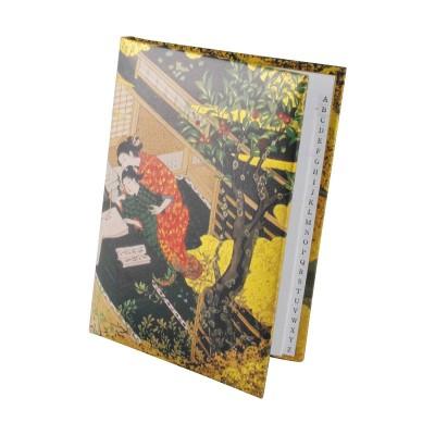 Adressbuch Kanji klein